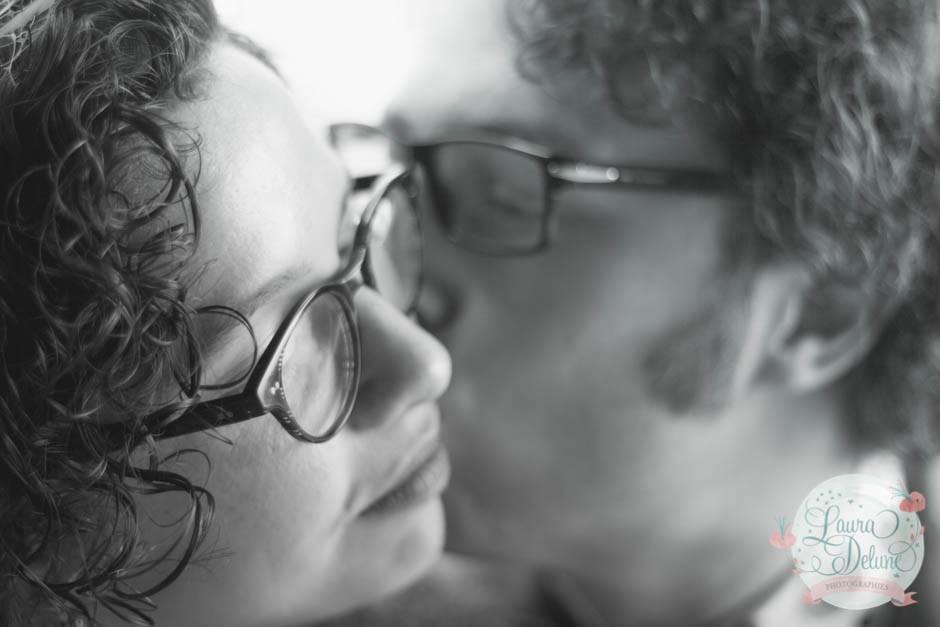 mariés à lunettes
