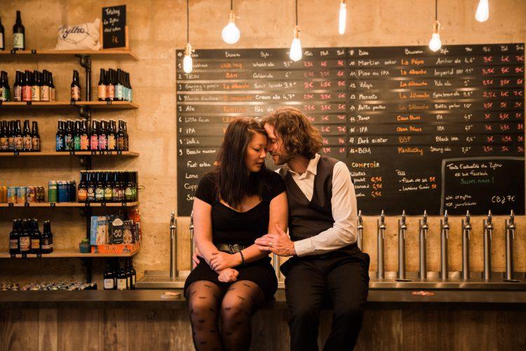 séance photo couple bordeaux